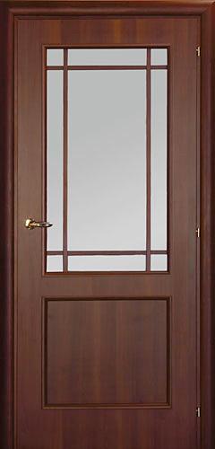 Межкомнатная дверь модельного ряда «Saluto» Модель 219L CPL